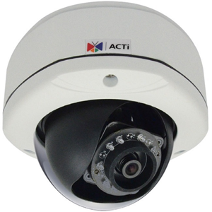 ACTi E77 10 Megapixel Network Camera - Dome