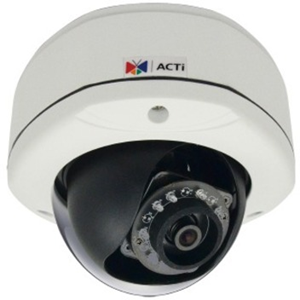 5MP Outdoor Dome with D/N, IR, Basic WDR, Fixed lens, f2.93mm/F2.0, H.264, 1080p