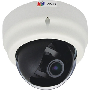 D62A 2MP IP Indoor Dome Camera with SLLS, Audio Support and 2.8 to 12mm Varifocal Lens