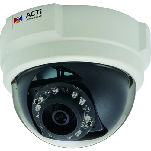 ACTi E58 2 Megapixel Network Camera - Dome