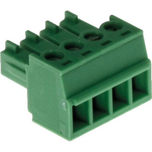 AXIS CONNECTOR A 4P3.81 STR 10PCS