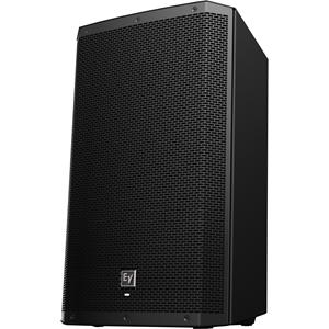 Electro-Voice ZLX-12 2-way Indoor Portable Speaker - 250 W RMS - Black