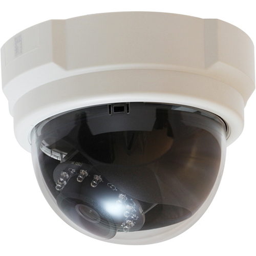 LEVELONE H.264 3MP FCS-3053 POE IP DOME NETWORK CAM TAA