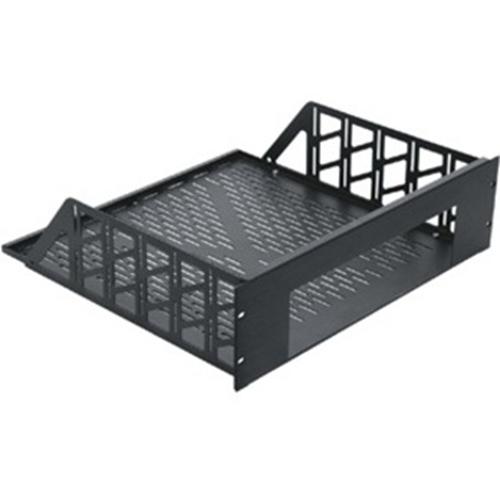 "Middle Atlantic Custom Shelf, 12 RU, 15.5""D, Anodized"
