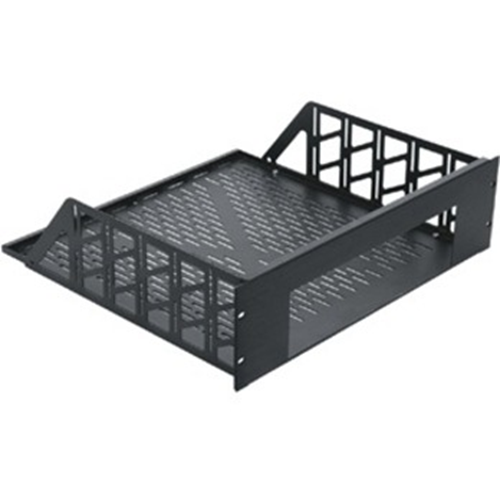 "Middle Atlantic Custom Wide Shelf, 4 RU, 11.5""D, Anodized"