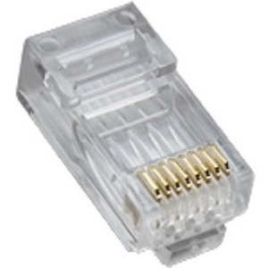 CAT5e RJ45-8P8C Modular Plug (100 Pack, Jar)