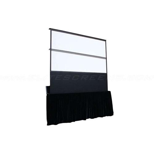 "Elite Screens Kestrel Stage FE131V-TC 131"" Electric Projection Screen"