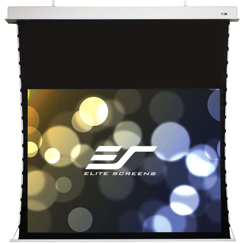 """Elite Screens Evanesce Tab-Tension ITE135HW2-E8 135"""" Electric Projection Screen"""