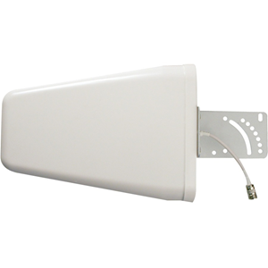Wilson Electronics 314411 Wide Band (800 - 2500 MHz) Directional Antenna with N Female Connector.