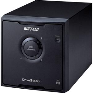 Buffalo DriveStation Quad HD-QH24TU3R5 DAS Array