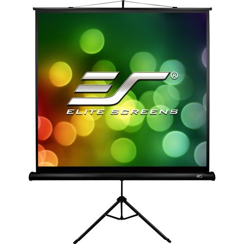 "Elite Screens Tripod T113SB 113"" Projection Screen"