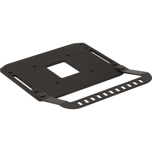 ACC AXIS F8001 SURFACE MOUNT Bracket to mount and secure an F Series main unit onto a surface. Withstands vibrations and secures all cables to/from the main unit.