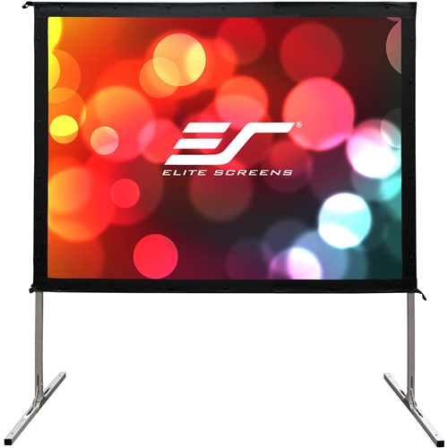 """Elite Screens Yard Master 2 OMS135H2 135"""" Projection Screen"""