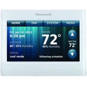 WI-FI 9000 COLOR TOUCHSCREEN THERMOSTAT
