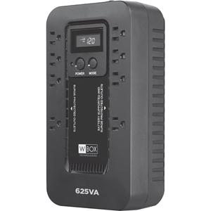 W Box (625V8LCD) General Purpose UPS