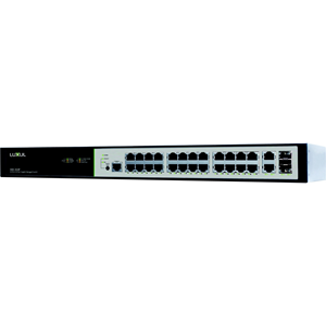 26 PORT/24 POE+ GIGABIT MANAGED SWITCH