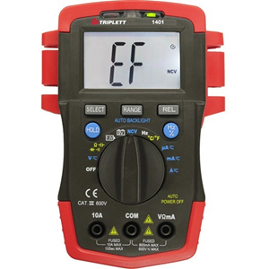 TRUE RMS COMPACT DIGITAL MULTIMETER