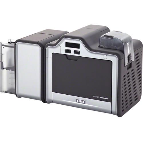 Fargo HDP5000 Double Sided Dye Sublimation/Thermal Transfer Printer - Colour - Desktop - Card Print