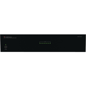 Audiosource Amp1200vs 12-channel, 4-zone Distributed Audio Power Amp