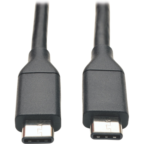 Tripp Lite USB 3.1 Gen 1 (5 Gbps) Cable, USB Type-C (USB-C) M/M, 3-ft. Length