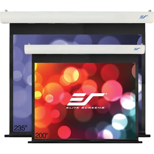 "Elite Screens Saker Plus SK235XHW2 235"" Electric Projection Screen"