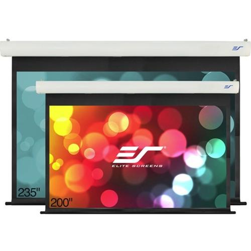 "Elite Screens Saker Plus SK200XHW2 200"" Electric Projection Screen"
