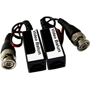 PAIR RJ45 TO PIGTAIL BNC HD VIDEO BALUN