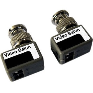 PAIR MINI HD VIDEO BALUN SCREW TERMINAL