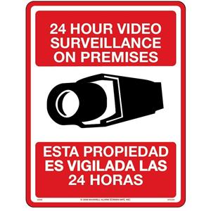 "Sign Only -8.5"" X 11"" Bilingual English-Spanish Cc"