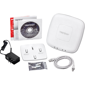 AC1200 DUAL BAND POE ACCESS   POINT (WITH SW CTLR)