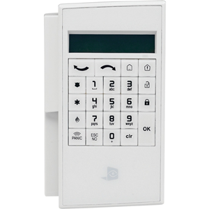 ALPHA KEYPAD - VERTICAL