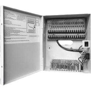 W Box 18 Channel 10 AMP CCTV Power Supply
