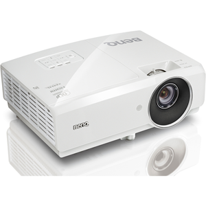 Full HD 1080P ,4500 ANSI Lumens; 1.3 Big Zoom & 10W Speaker; MHL Connectivity; Wireless Presentation via optional Qcast