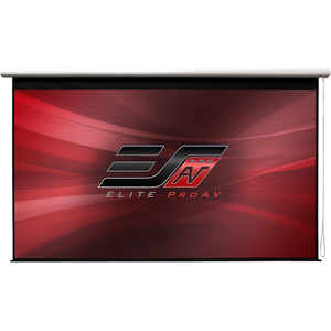 """FACTORY DIRECT ONLY ITEM EliteScreens Manual Grande Series M180XWv-G Manual Pull Down Projection Screen (180"""" 4:3) MaxWhite Material"""