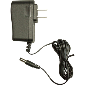 W Box 12VDC, 1 AMP 6' Cord With 2.1MM Plug