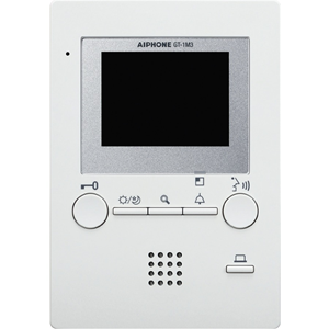 """Aiphone GT-1M3 3.5"""" Video Tenant Station"""