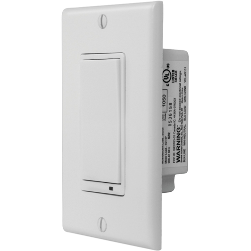ZWAVE WALL SWTCH-Gocontrol Ws15z5-1 Z-wave(r) Wall Switch