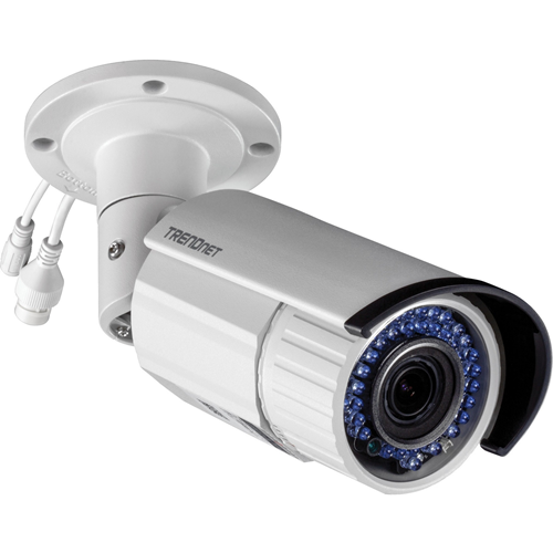 OUTDOOR POE 2MP VARIFOCAL DAY/NIGHT DOME NETWORK CAMERA  IN