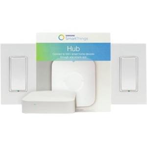 BUNDLED KIT: INCLUDES SAMSUNG SMART THINGS HUB