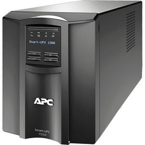 APC by Schneider Electric Smart-UPS 1500VA LCD 120V with Network Card