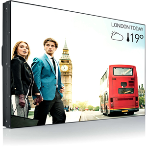 PHILIPS BDL5588XC 55IN FULL HD ZERO BEZEL DISPLAY WITH DIRECT LED 500 NIT
