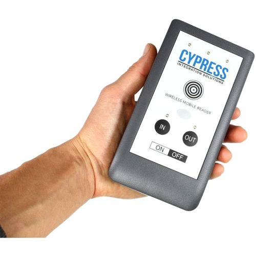Wireless Prox 2-Reader Kit-Gy