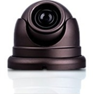 HIGH RES. COLOR 180 DEGREE MINI DOME ANALOG CAM