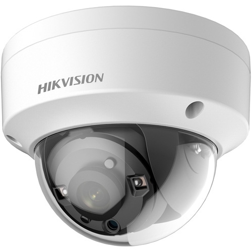 OUTDOOR IR DOME TURBOHD 4.0 HD-TVI 2.8MM