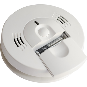 SMOKE & CO COMBO ALARM - 120V WITH BATTERY BACK-UP