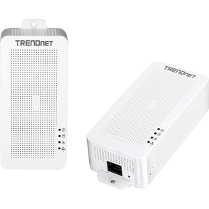 TRENDnet?s Powerline 200 AV PoE+ Adapter Kit, model TPL-331EP2K, comes with two PoE+ Powerline adapters that add PoE+ capabilities to your existing Powerline network.