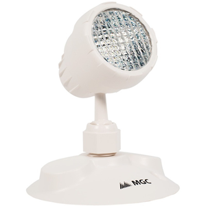 2 W LED Bulb - ABS - Wall Mountable, Ceiling Mountable - for Indoor