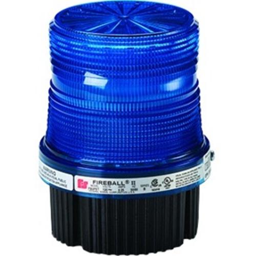 Fireball Strobe 12v-24v Blue