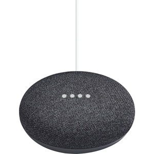 GOOGLE HOME MINI CHARCOAL (BLACK)