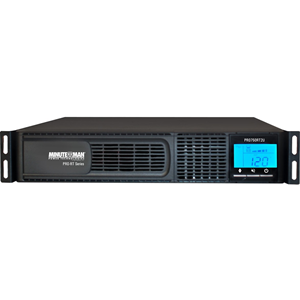 Minuteman PRO-RT PRO750RT2U 750VA Tower/Rack/Wall Mountable UPS